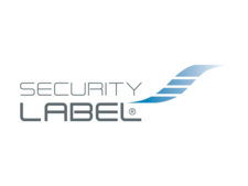 Security label logo